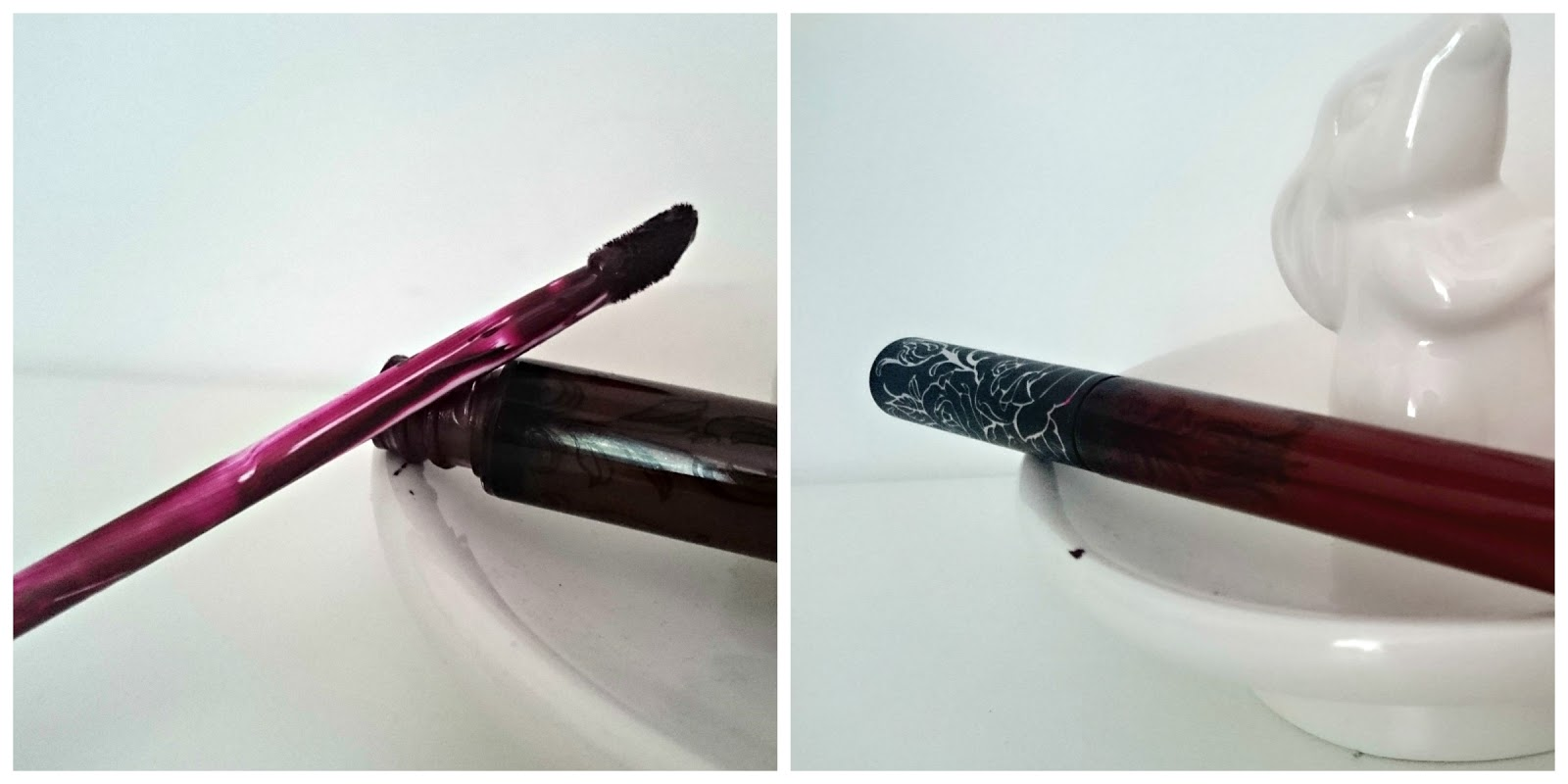 Little Fickle: Kat Von D Everlasting Liquid Lipstick - Vampira