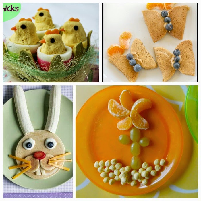 Healthy Kids Snacks For Spring Or Easter Lots Of Fun Food Ideas Including Flowers