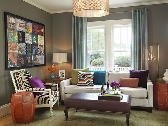 10 urban sophisticated living room designs ~ home design