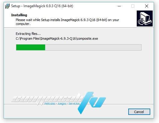 ImageMagick v6.9.3 PImageMagick v6.9.3 Portable y Full