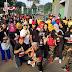 GWJ Menyapa Bekasi Di CFD Kota Bekasi