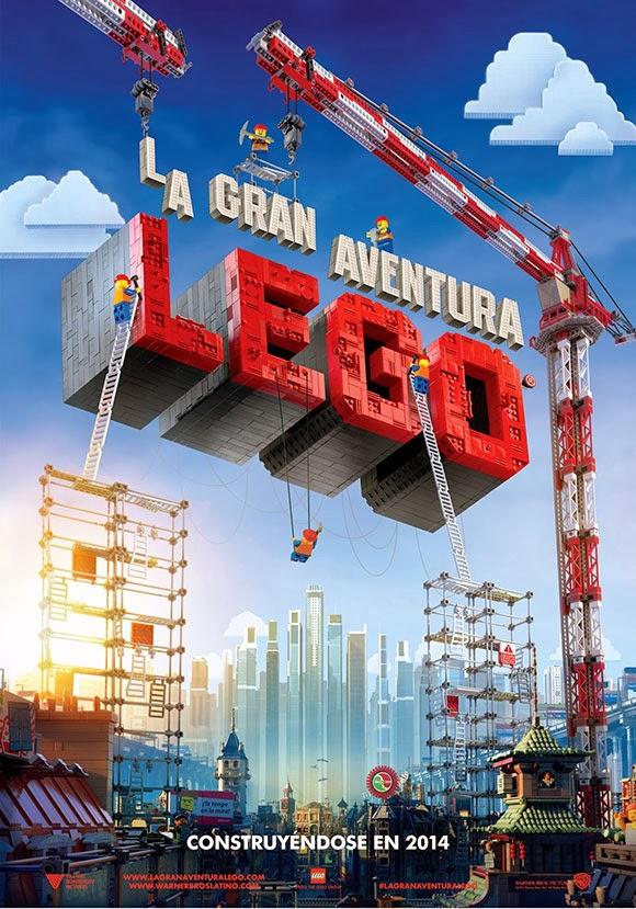 La Gran Aventura LEGO (2014) Online