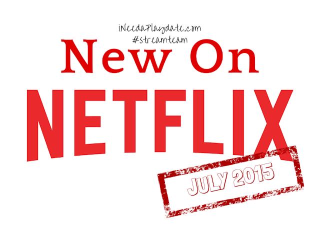 New to @Netflix in July 2015 #streamteam
