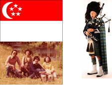 SINGAPORE HAD NO NATIONAL SONG: SCOTLAND STORY