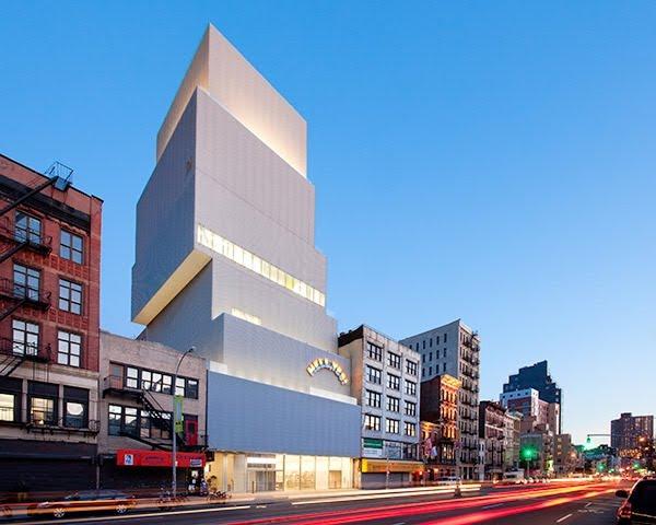 Museo di arte contemporanea di new york arquiscopio for New york architettura contemporanea