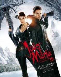 João e Maria – Caçadores de Bruxas – Dublado
