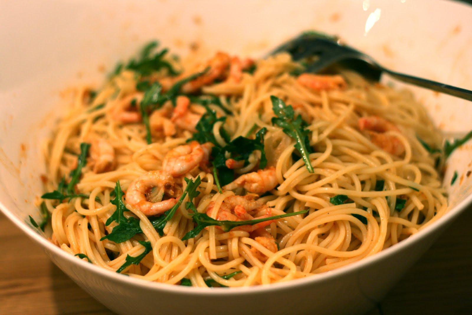 Enkelt pasta recept