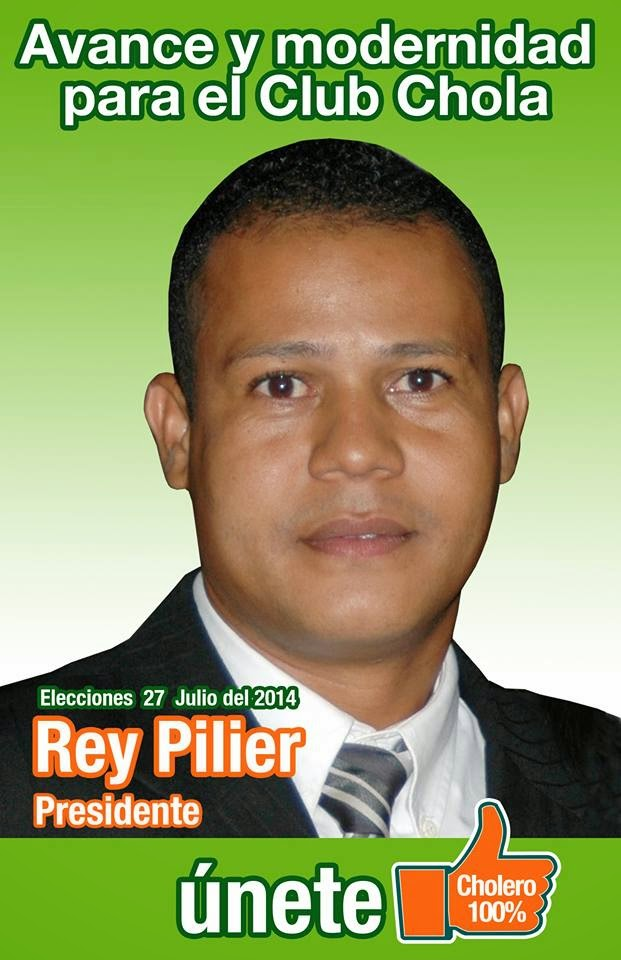 Raymundo Piler, rumbo al Club Chola!