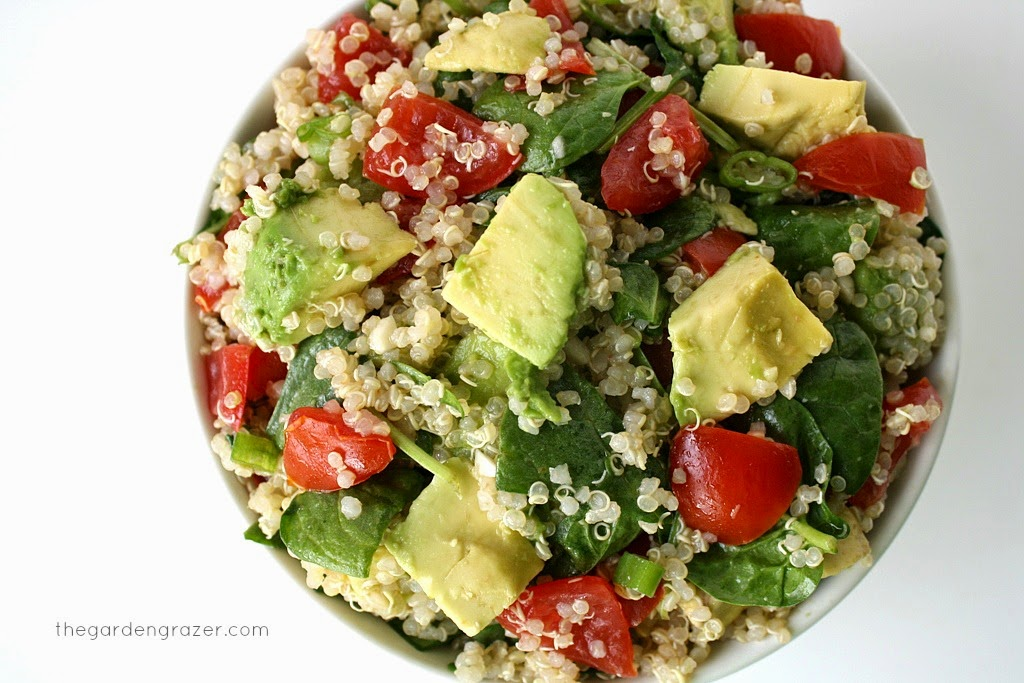 ... more healthy salads check out this list of 20 of our favorite salads