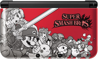 Nintendo 3DS XL: Super Smash  Bros. Limited Edition