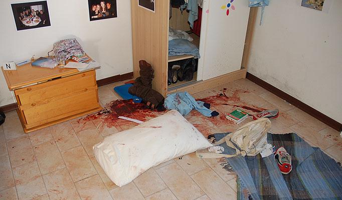 Amanda Knox Photos Crime Scene AMANDA KNOX APP...