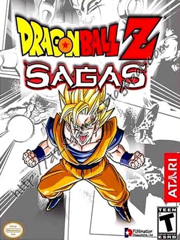 Free Download Games - Dragon Ball Z Sagas