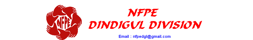 NFPE DINDIGUL DIVISION