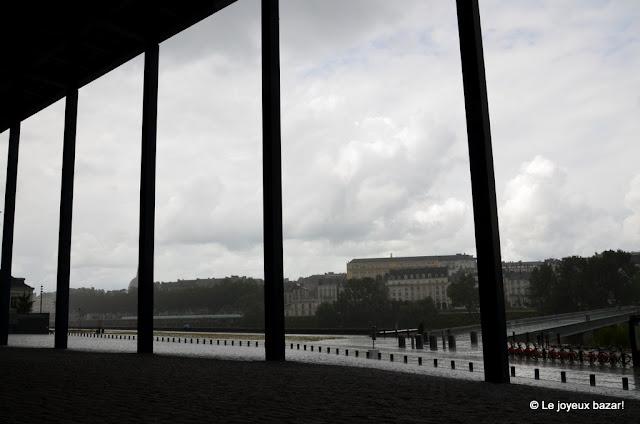 le voyage à Nantes - palais de justice