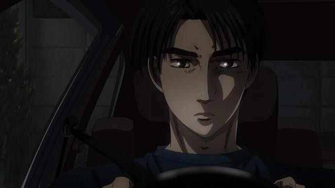 Shin Gekijou-ban Initial D Legend 3: Yumeutsutsu