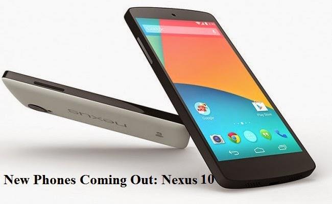 Google: Nexus 10 officially?