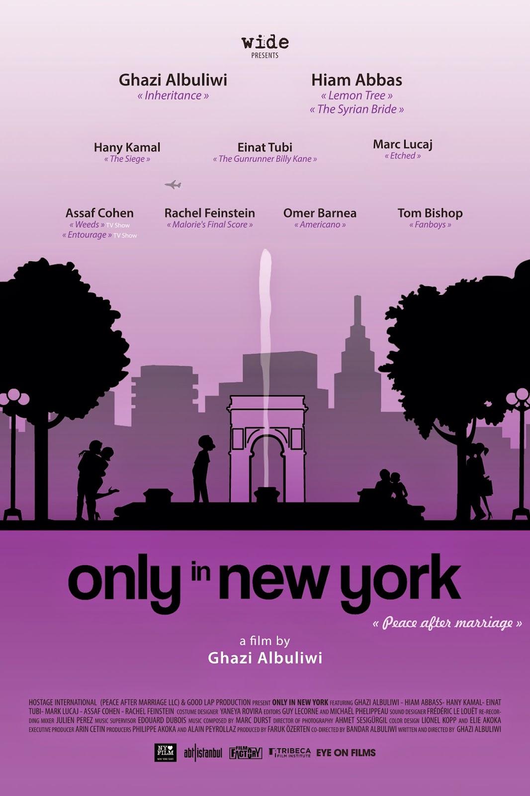Somente em Nova York – Dublado (2013)