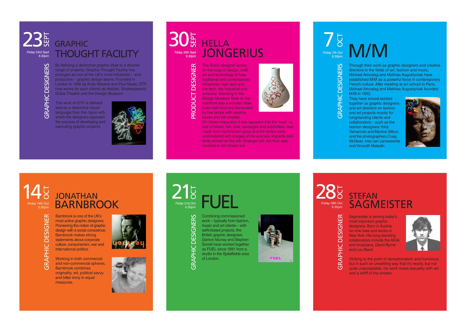 design museum leaflet jessica ettridge