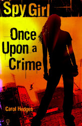 Spy Girl: Once Upon a Crime  (Available on Amazon - click cover)