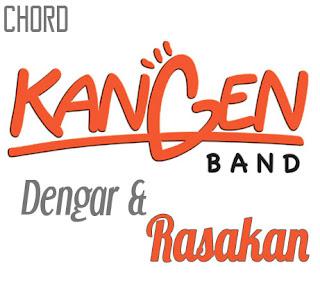 Lirik dan Chord(Kunci Gitar) Kangen Band ~ Dengar dan Rasakan