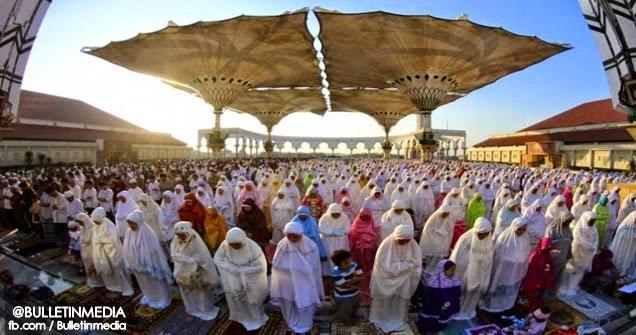 Tahukah Anda Negara Mana Yang Mempunyai Umat Islam Paling Ramai Di Dunia?