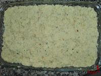 Croquetas de tortilla - enfriando la masa