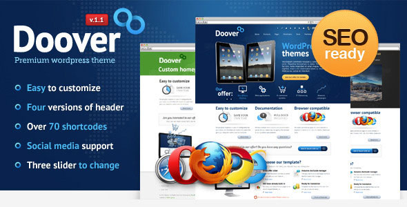 Image for Doover – Premium Theme by ThemeForest