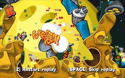 Worms Reloaded (PC) 2011
