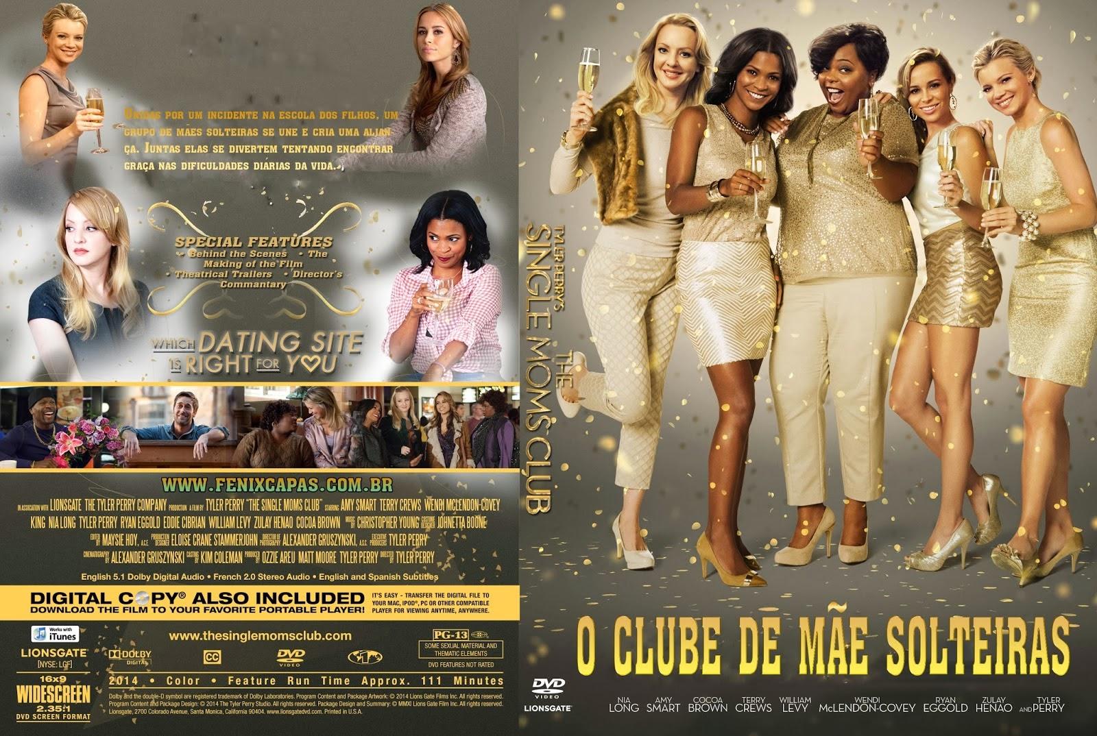 Download O Clube das Mães Solteiras BDRip XviD Dual Áudio O Clube De M C3 A3e Solteiras