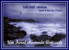 100.000 Visitas ao Farol