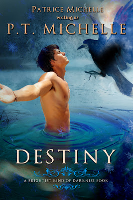 Cover Reveal: Destiny by P.T. Michelle!