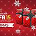هدايا عيد كريسماس في  fifa ultimate-team 15