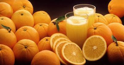 البرتقال -  اكثر الاطعمة التي تساعدك على خسارة الوزن