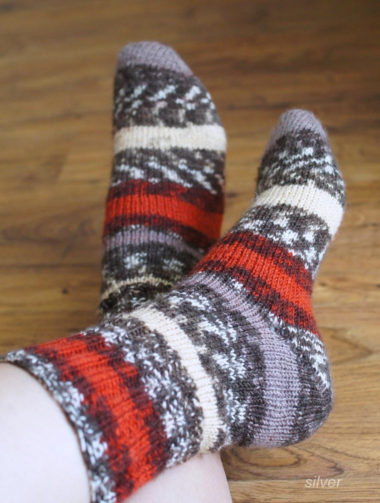 Lanoso Bonito Ethnic носки