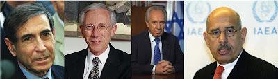 IsraeliElBaradeiConnection 1 Western Proxy Egypts Muslim Brotherhood Joins US Euro Israeli Chorus for War in Syria