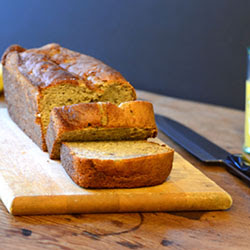 Healthier banana bread feed your soul too recipe healthier banana breadadapted from the food network forumfinder Images
