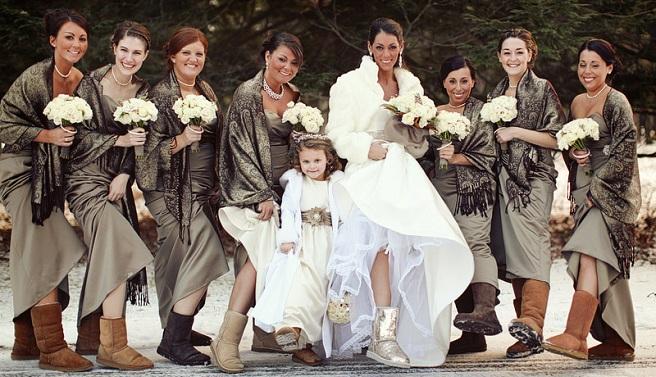 Cómo seleccionar los zapatos a usar con tu vestido de novia - imagenes de zapatillas para novia