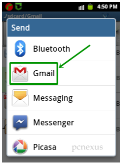 how to get into gmail without password