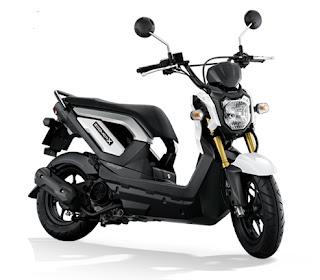 Spesifikasi dan Harga Honda Zoomer-X 2013