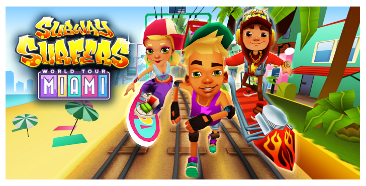 Subway Surfers World Tour Miami.apk