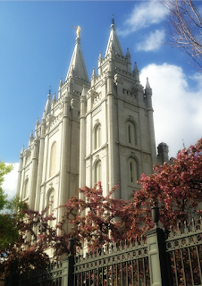 Temple Square Salt Lake City, UT