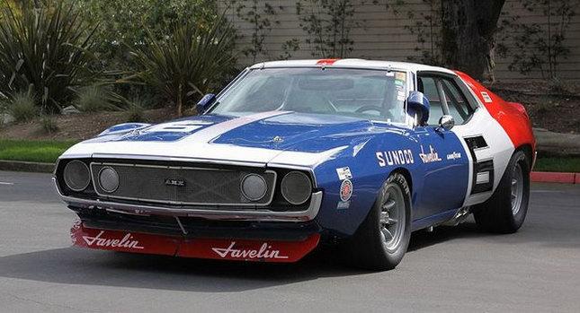 Amc Spirit Race Cars