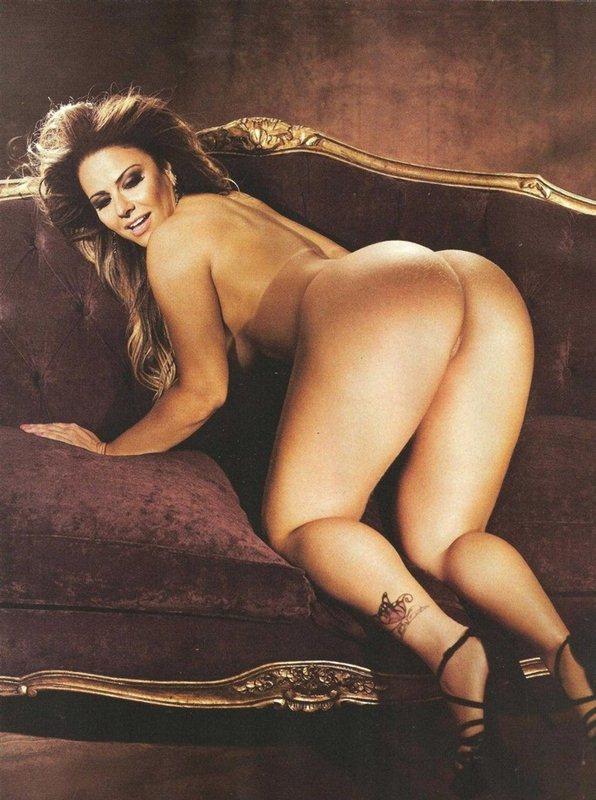 Viviane Araujo Naked Having Sex