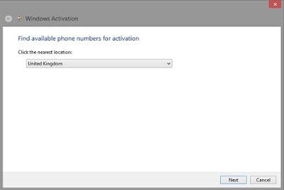 Cara Aktivasi Windows 8 permanen