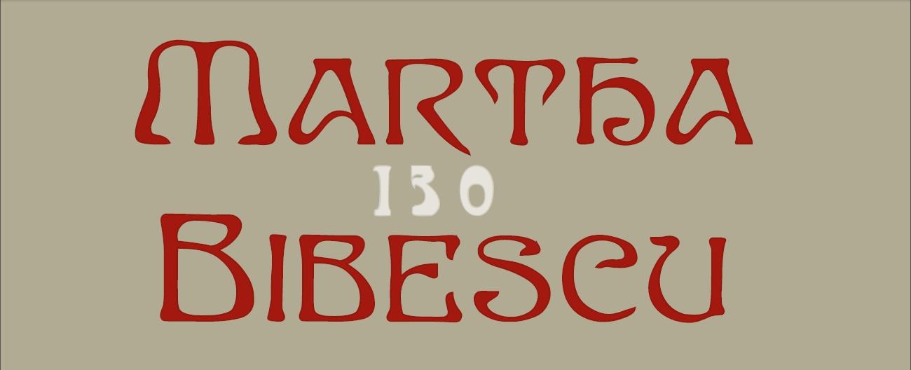 """Anul Cultural """"Martha Bibescu 130"""""""