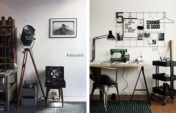 Arredare Vintage: zinco industrial chic - Home Shabby Home ...