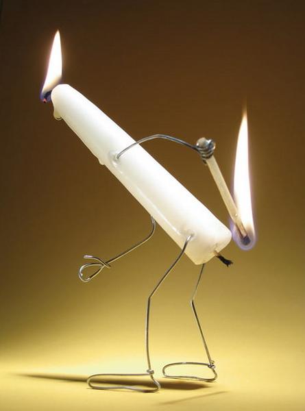 Burning Pussy