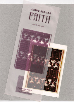Selgas / FAITH / Catalogue, 1999