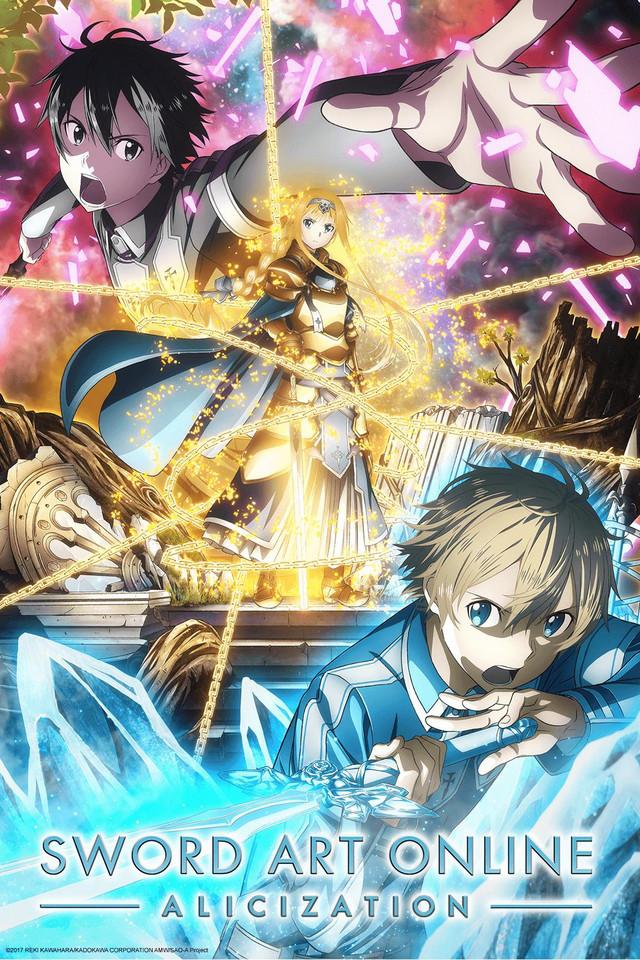 Sword Art Online: Alicization  - - Crunchyroll