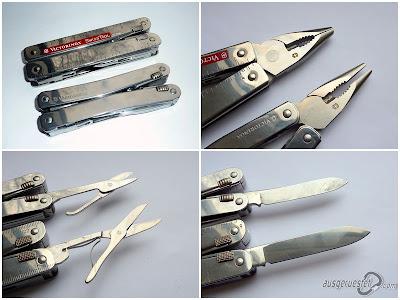 swisstool Werkzeuge